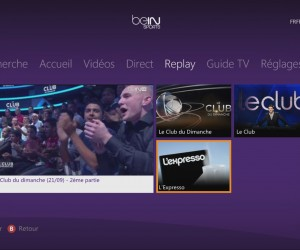 beIN SPORTS arrive sur Xbox 360 et bientôt sur Xbox One