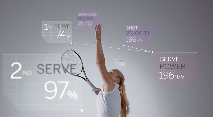 big data SAP WTA coaching APP