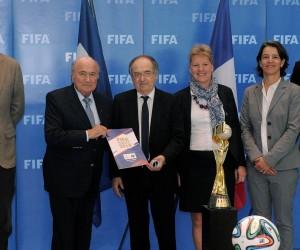 La France VS Corée du Sud pour l'organisation de la Coupe du Monde féminine de la FIFA 2019