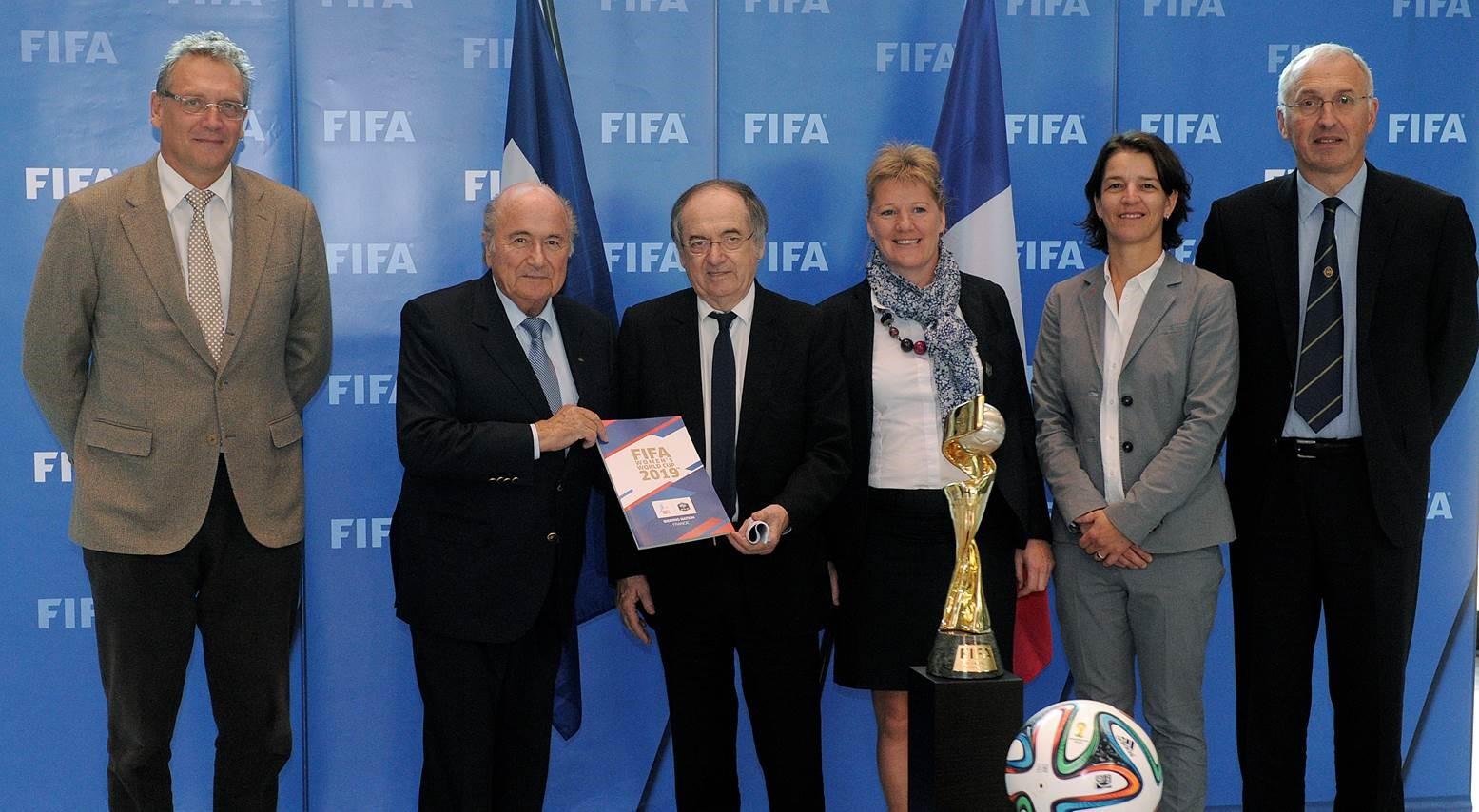 coupe du monde féminine 2019 france FIFA football