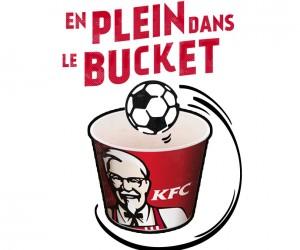 KFC active son partenariat avec la FFF via l'opération «En Plein Dans Le Bucket»