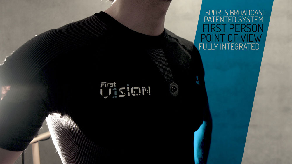 first v1sion camera sports
