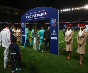 PSG – Vers la fin du sponsoring maillot d'Emirates à la fin de la saison 2018-2019 ?