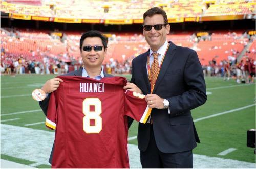 Huawei Washington Redskins