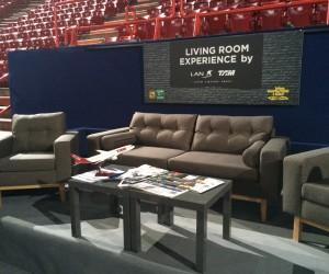 «Living Room Expérience» – Le BNP Paribas Masters à Bercy mais comme à la maison !
