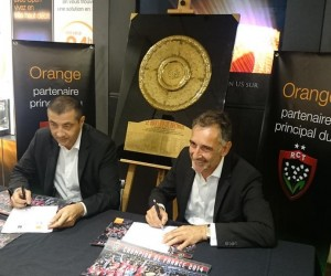 Sponsoring – Orange prolonge avec le RCT