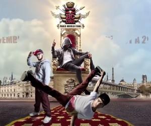 Découvrez le Trailer vidéo du Red Bull BC One Paris World Final 2014