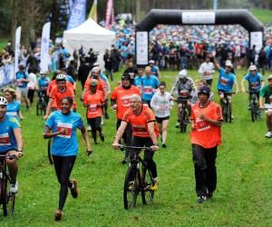 Run&Bike Solidaire – 10 000€ reversés au Secours Populaire par la Fondation FDJ