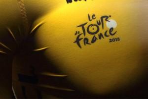 tour de france 2015 maillot jaune le coq sportif