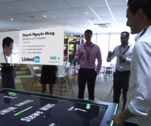 BNP Paribas met du Gaming dans le networking de ses clients VIP au Masters féminin de tennis