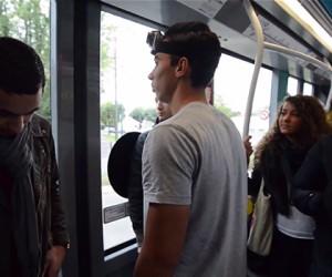 Le Stade de Reims et Diego Rigonato relèvent le challenge du «Race The Tube»
