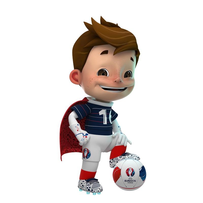 Euro 2016 official mascot-1972