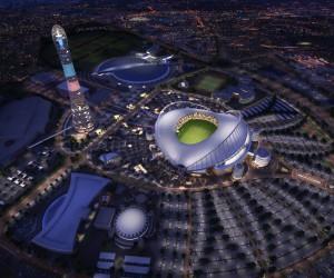 """Coupe du Monde 2022 – Le Qatar dévoile le look du futur """"Khalifa International Stadium"""" rénové et climatisé"""