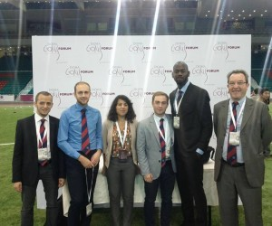 Le Doha Goals Forum 2014 vu de l'intérieur par les étudiants Sports Management School