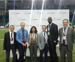 Le Doha Goals Forum 2014 vu de l'intérieur par les étudiants Sports Management School