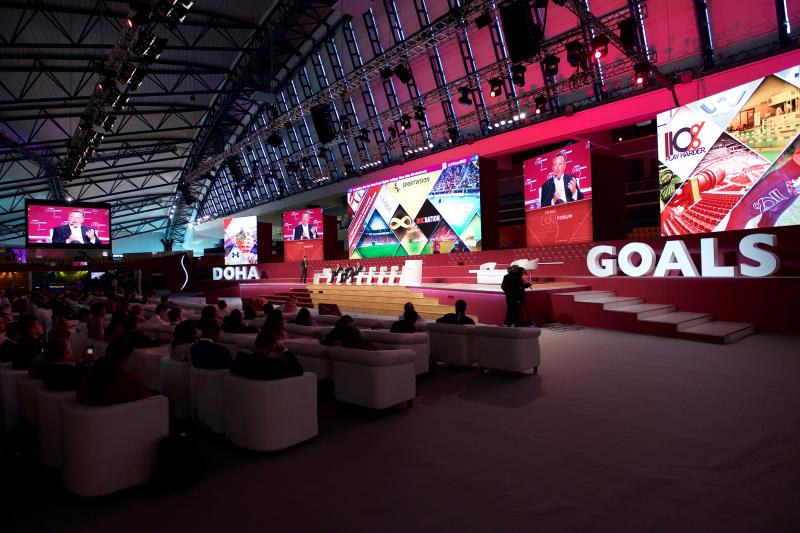 doha goals forum 2014 recap