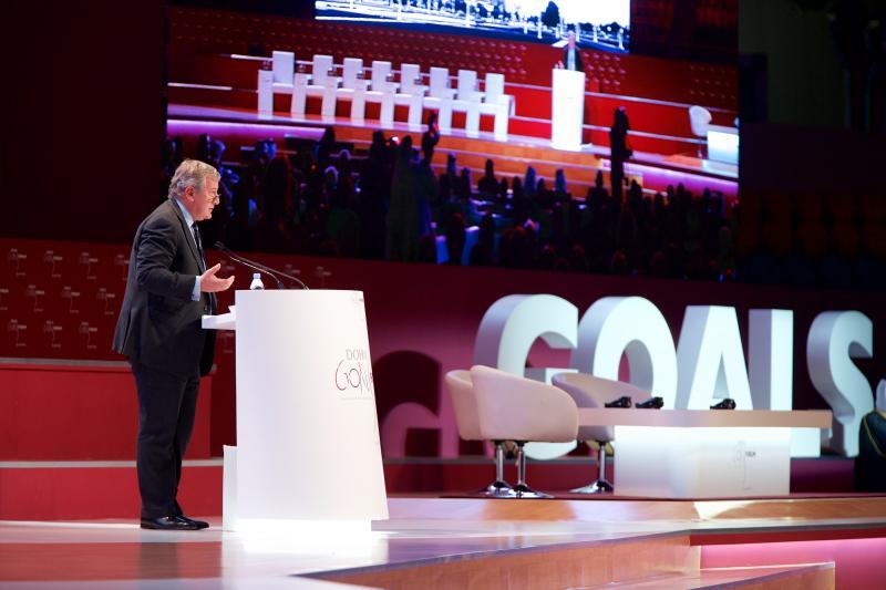 doha goals forum 2014 richard attias