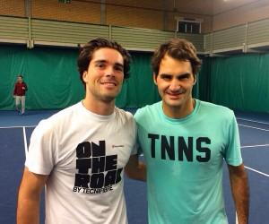 Tecnifibre envoi 2 jeunes joueurs aux côtés de Federer, Djokovic, Wawrinka au Barclays ATP World Tour Finals