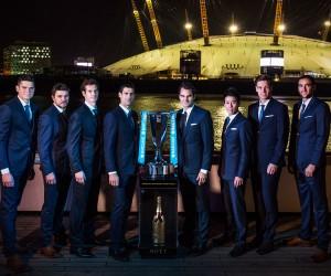 Federer, Djokovic et Wawrinka encore en course pour les 2M$ de l'ATP World Tour Finals