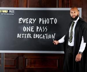 Tim Howard et Western Union lancent la campagne #PassForSchool