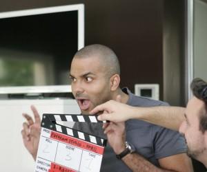 APRIL met en scène Tony Parker dans 3 spots publicitaires