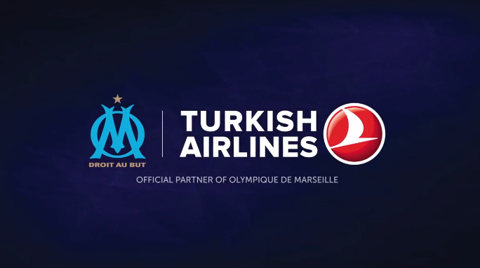 turkish airlines OM clasico PSG OM
