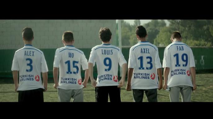 turkish airlines olympique de marseille OM PSG clasico