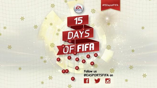 #15DaysofFIFA FIFA 15 ea sports