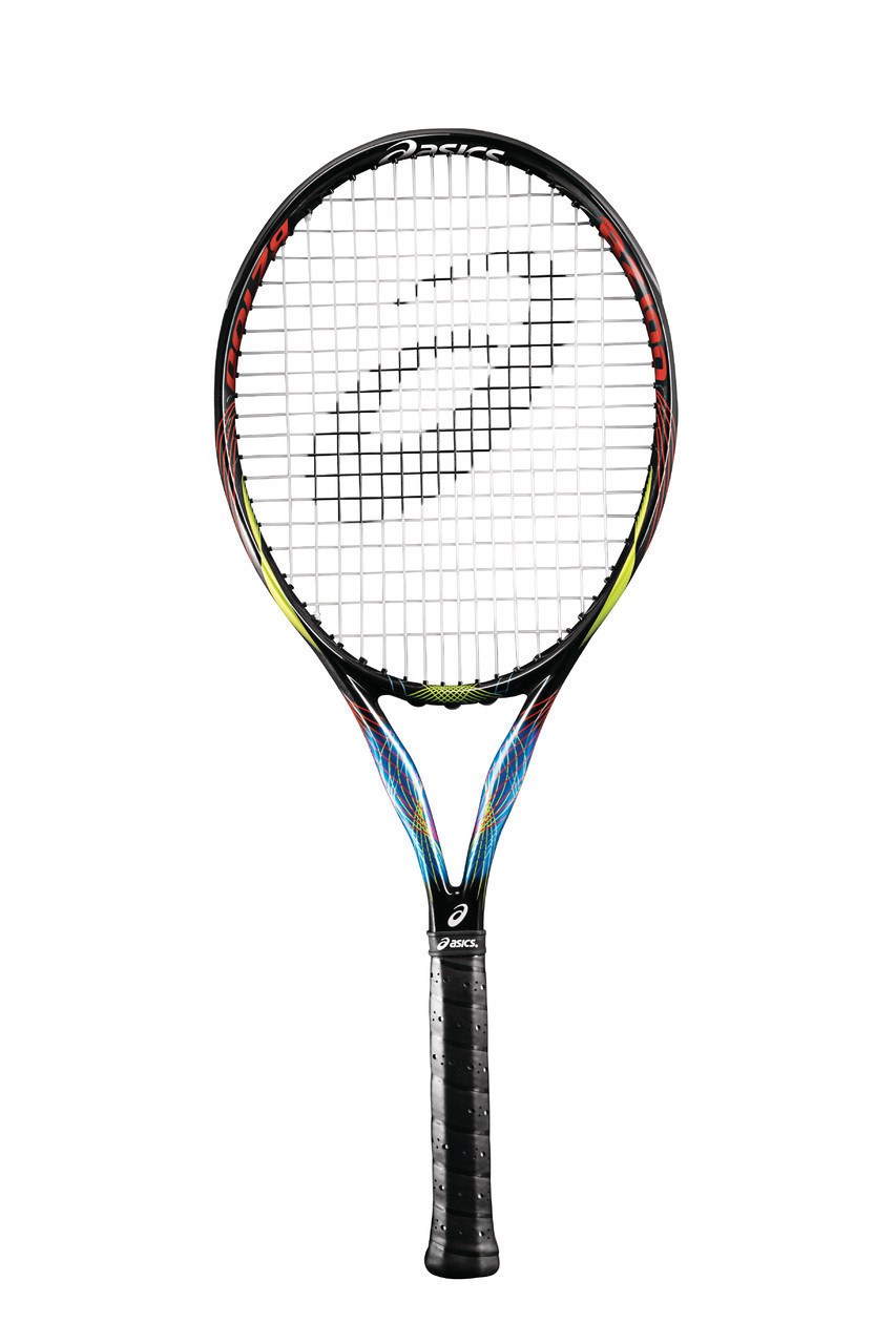 asics lance sa premi re raquette de tennis avec la bz 100. Black Bedroom Furniture Sets. Home Design Ideas