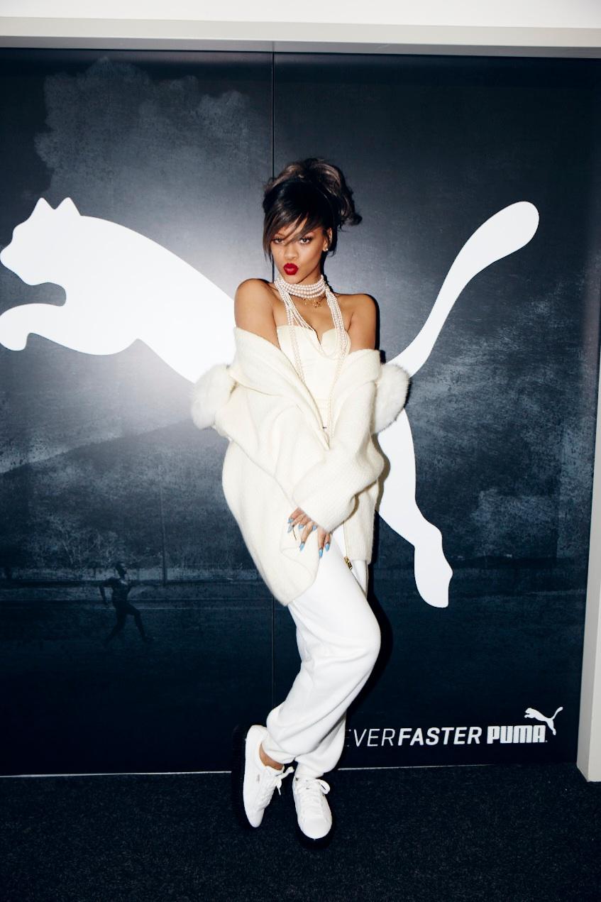 Rihanna business plan