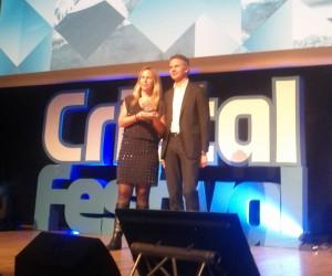 Palmarès «Sports Marketing» du Cristal Festival 2014 (Courchevel)