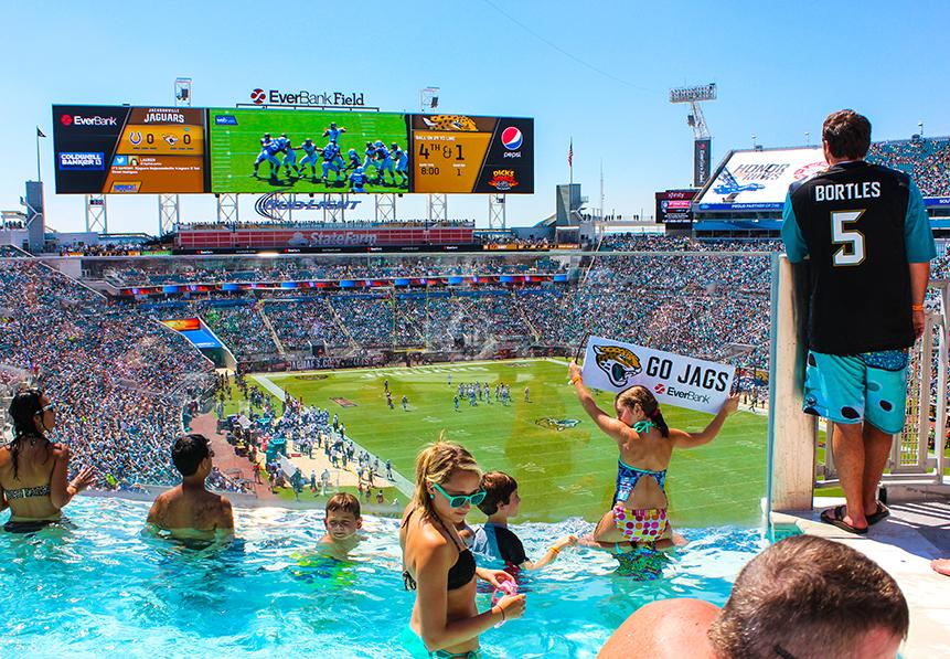 jaguar swimming pool - photo #9