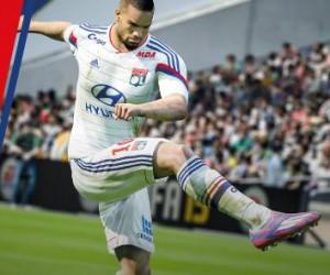 Le jeu vidéo FIFA 15 envahit le Stade de Gerland pour le match OL – Stade de Reims