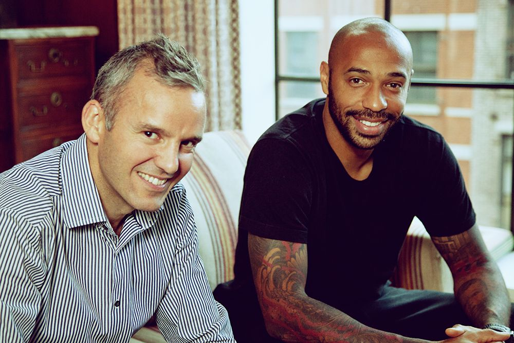 grabyo thierry Henry