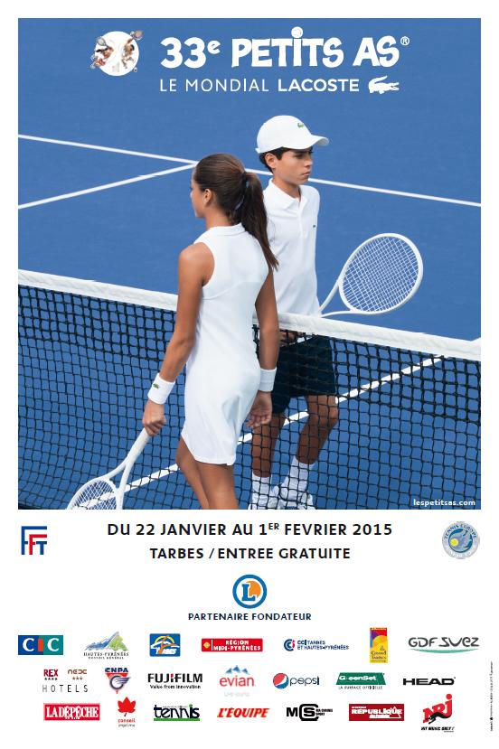 le mondial Lacoste Petits AS tennis