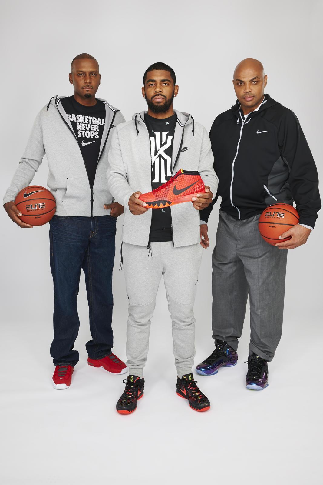 Basket Nike Lance Une Nouvelle Chaussure Signature Avec