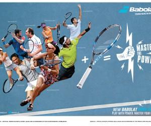 Tennis – Babolat sort sa nouvelle raquette Pure Drive !