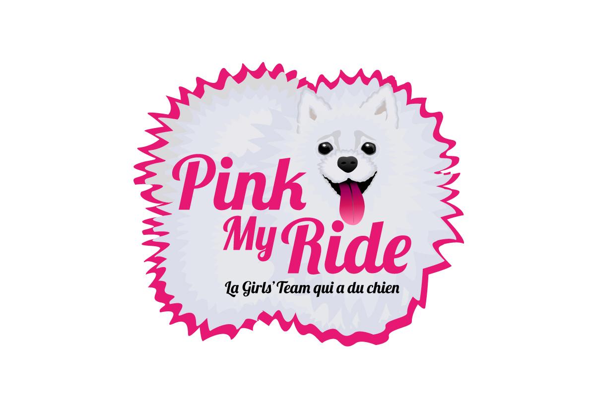 pink my ride logo