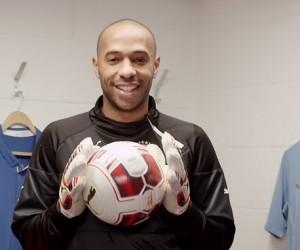 Les meilleures publicités de Thierry Henry !