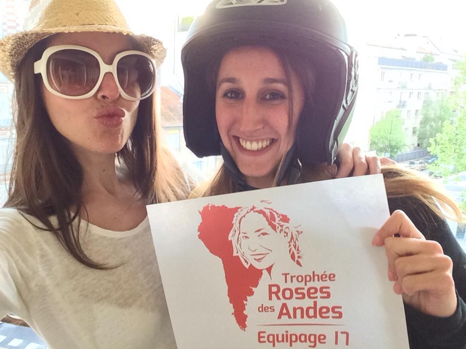 trophée roses des andes 2015 pink my ride