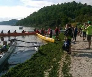 EDF prolonge avec la Fédération Française de Canoë-Kayak jusqu'en 2016