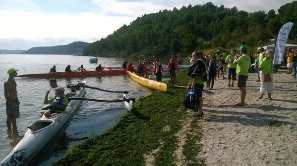 EDF canoe cayak partenariat
