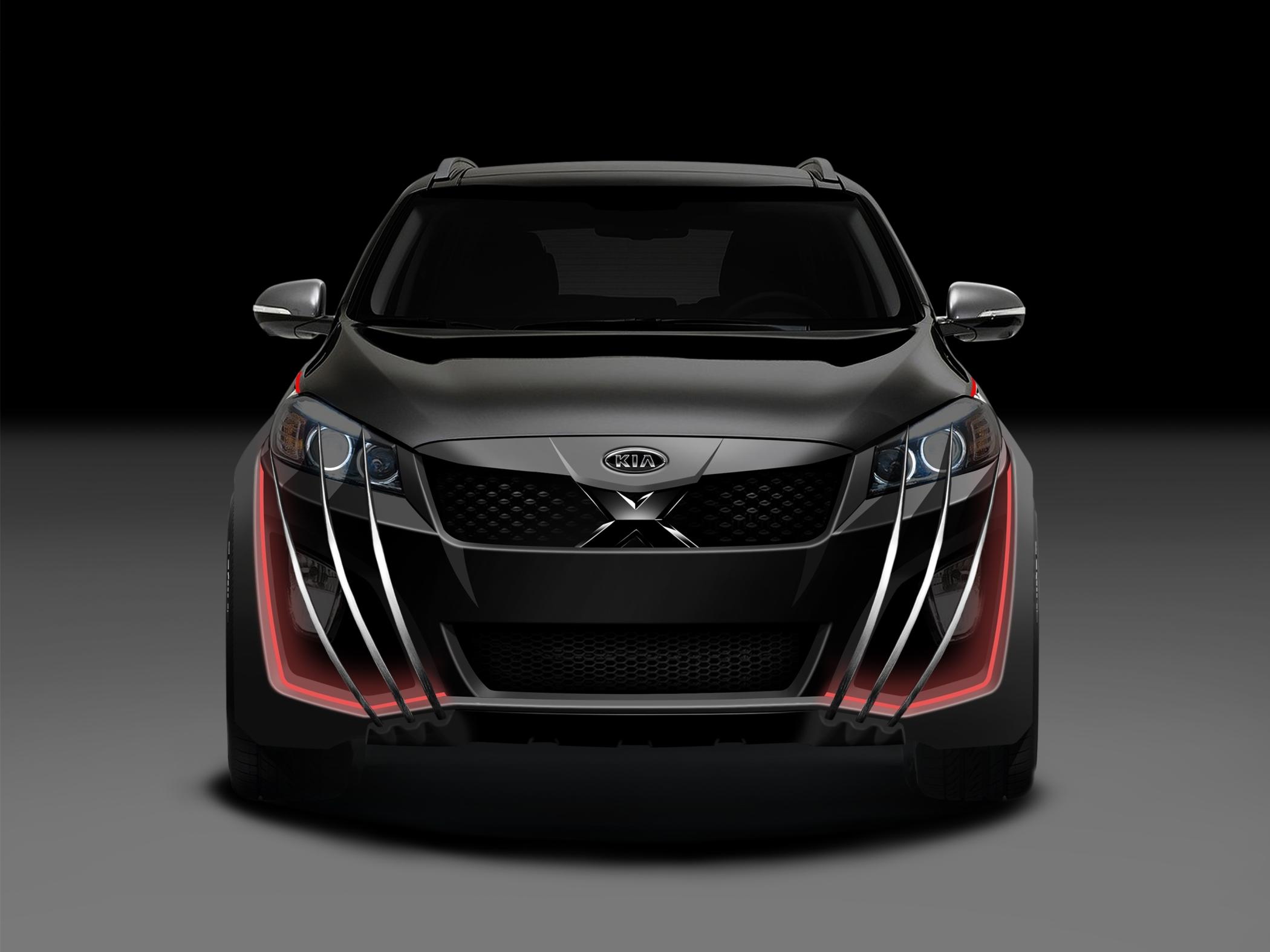 Kia X-Car av