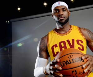 140 000$ le tweet publicitaire de LeBron James