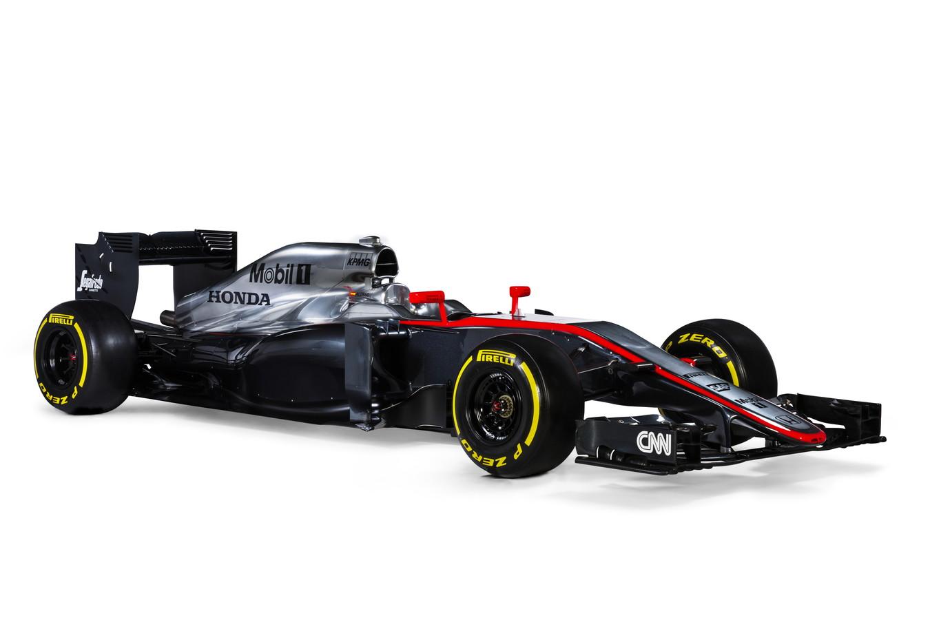 McLaren-Honda 2015 MP4-30