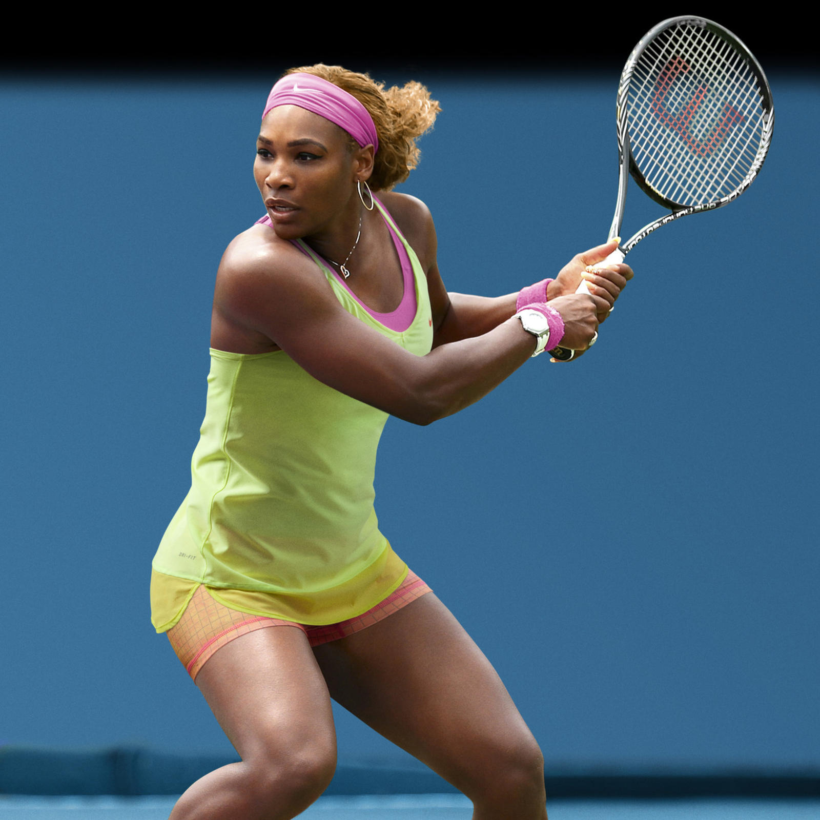 Open d'Australie 2015 - Tenue Serena Williams (Nike tennis outfit)