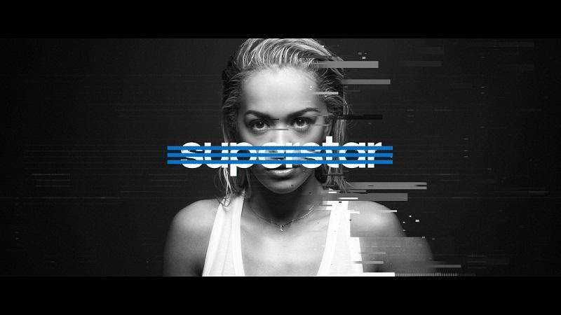 Rita Ora adidas originals superstar 2015