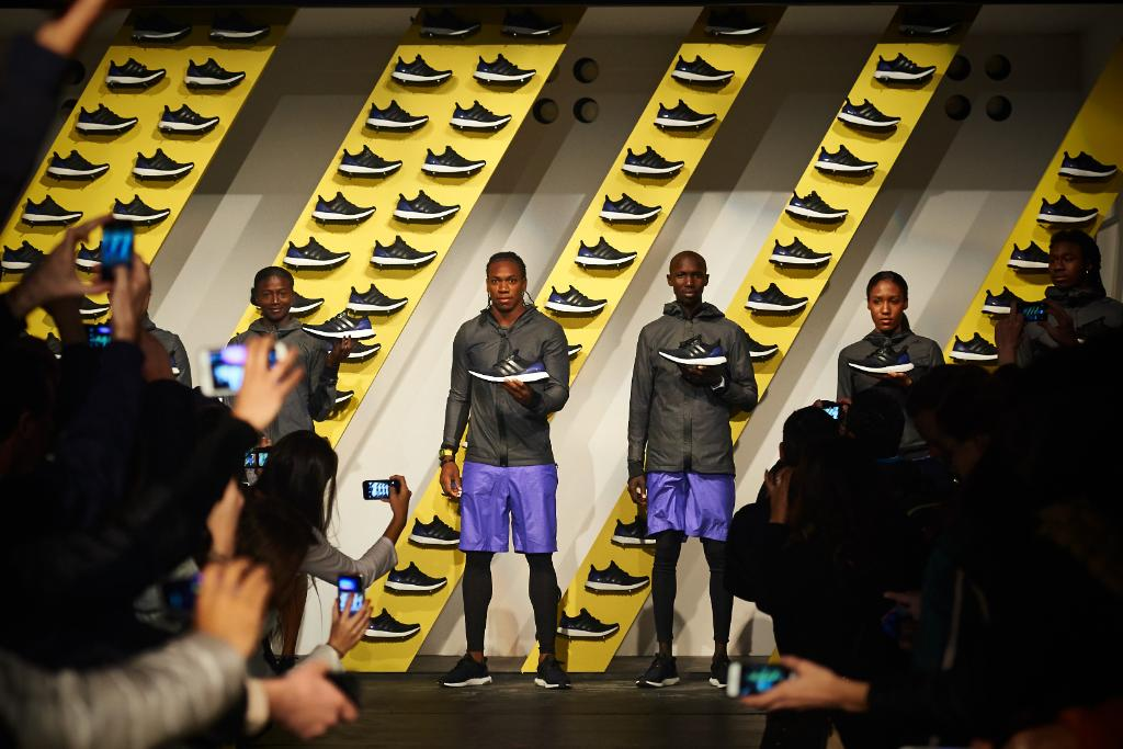 Chaussure Running Adidas Boost