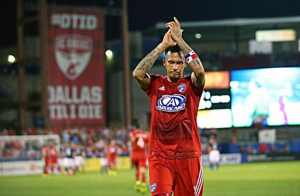 advoCare FC dallas sponsoring MLS