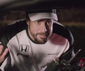 Nouvelle McLaren-Honda MP4-30, Alonso et Button en mode «Retour vers le Futur»